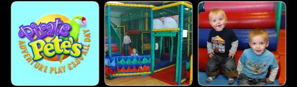 Pirate Pete's Indoor Play Center & Bowling