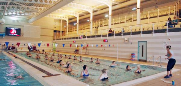 Haverfordwest Swimming Pool
